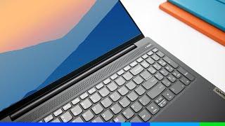 Laptop 15 triệu cho Sinh Viên Chăm Chỉ !!- Lenovo Ideapad 5