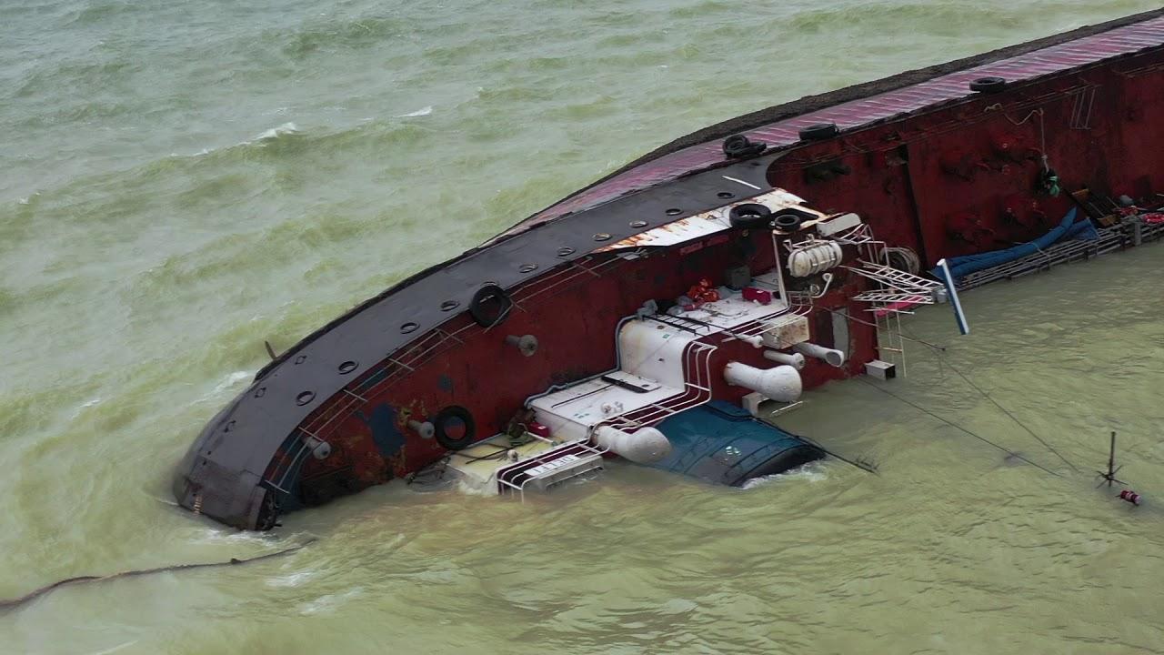 Delfi Tanker Odessa