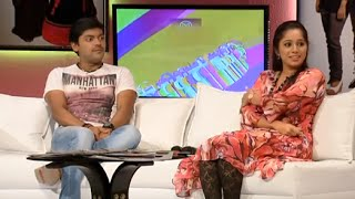 Onnum Onnum Moonu I Ep 85 - with Vidhu Prathap & wife Deepthi I Mazhavil Manorama