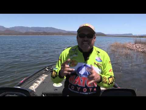 Fishing with Johnny Johnson Excerpt – 9.5 Pound Bass at Roosevelt Lake, AZ