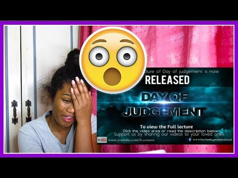Day Of Judgement ᴴᴰ   Powerful Islamic Reminder   Teaser Trailer   Reaction