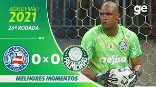 Баия  0-0  Палмейрас видео