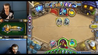 Thijs vs Viper - Hearthstone Grandmasters Europe - Week 1 Day 1