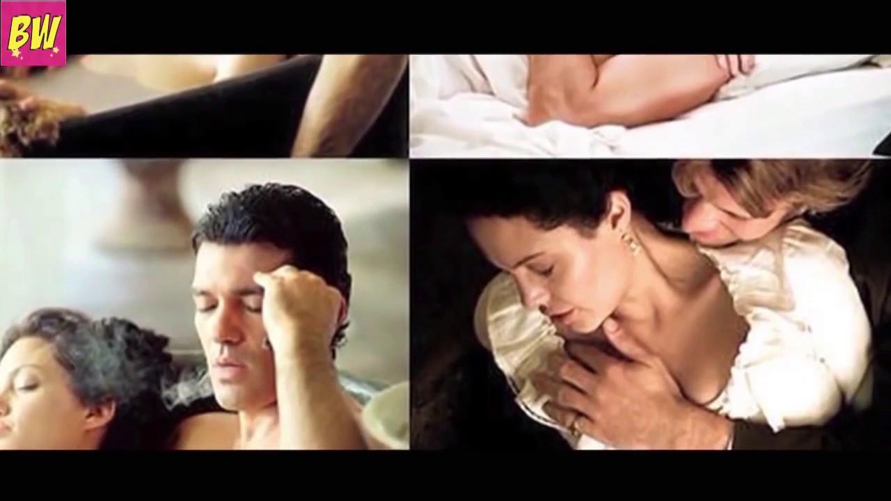 Angelina Jolie Sin Sex Scene angelina jolie hot sex scene with antonio banderes - youtube