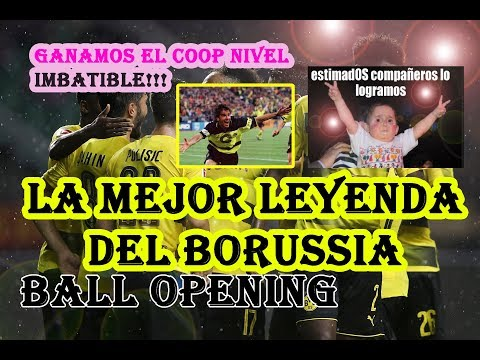 PES 2018 | BALL OPENING| LIVERPOOL | BORUSSIA | GANAMOS COOPERATIVO IMBATIBLE!!!