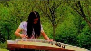 Guzheng: Under The White Wind/Easter Performance by Bei Bei