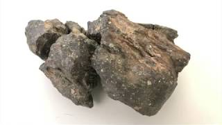 Rock blasted from moon for sale on Earth