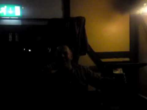Karaoke at the Rhydypennau Inn, Bow Street