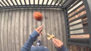 String Tricks #1 けん玉