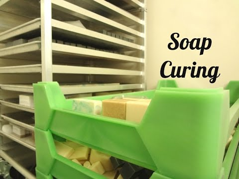 Soap Storage & Curing Products & Tips