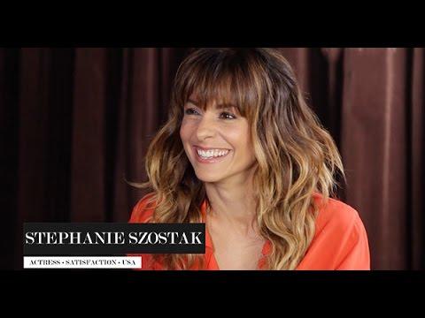 Is Satisfaction Too Racy For People To Watch?  Bikini Q&A  Stephanie Szostak