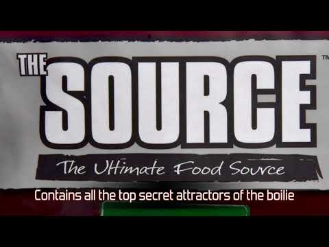 The Source Pellets – Dynamite Baits