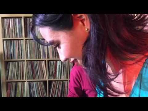 News Anchor Veronica De La Cruz gets a DJ lesson from QBert & Shortkut