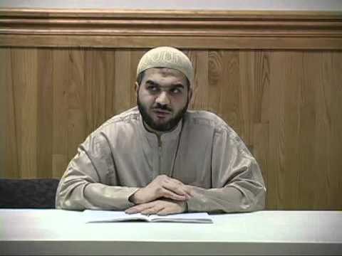 Lecture by Sh. Yaser Alkhooly, Don't be sad - Part 2/6