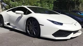 Предприниматель купил Lamborghini за биткоины, вложив $115