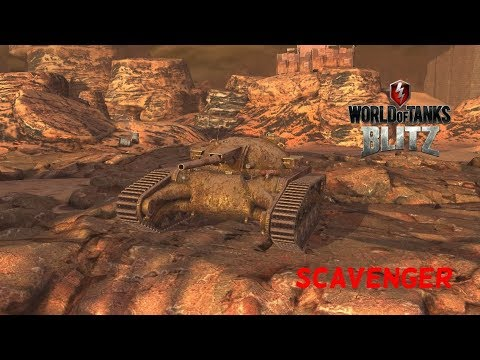 Scavenger - World of Tanks Blitz