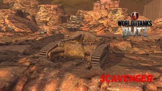 Scavenger - World of Tanks Blitz