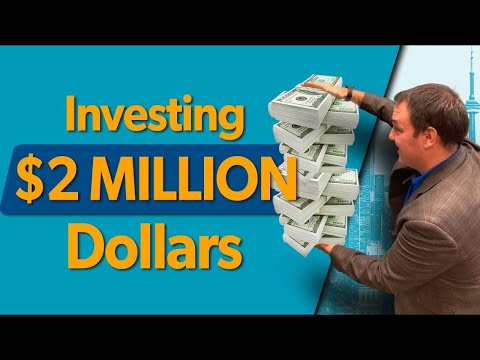 How to Invest 2 Million Dollars for Income