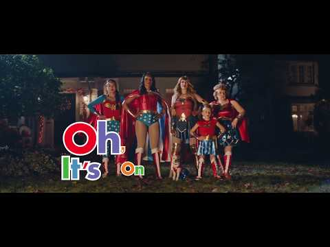WONDER WOMEN | Party City. Oh, it's on.