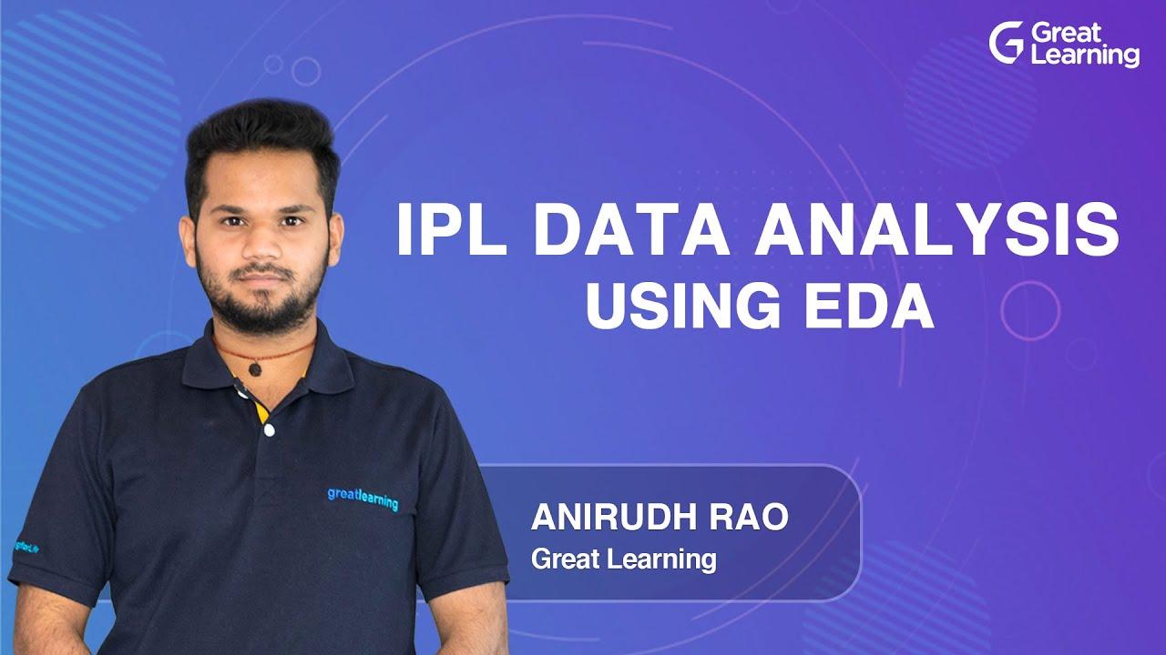 IPL Data Analysis using EDA | EDA Case Study | Exploratory Data analysis Tutorial