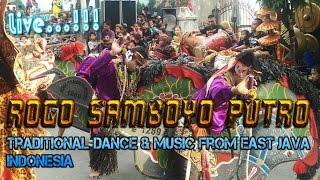 Jaranan Rogo Samboyo Putro Terbaru 2017 Pandean Kediri    Traditional Dance From East Java Indonesia