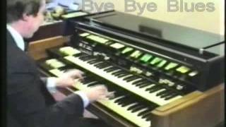 Whispering & Bye Bye Blues (Hammond X77) - Peter Hayward.WMV