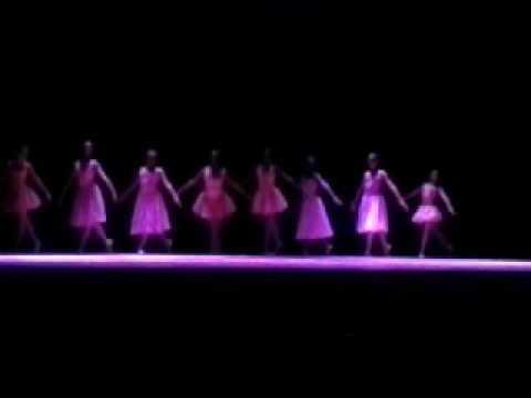 Balet no Teatro Gl�ria em Vit�ria (11/12/16)