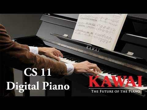 KAWAI CS11 Digital Piano DEMO - ENGLISH