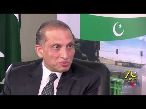 A Conversation with Amb. Aizaz A. Chaudhry of Pakistan to The United States