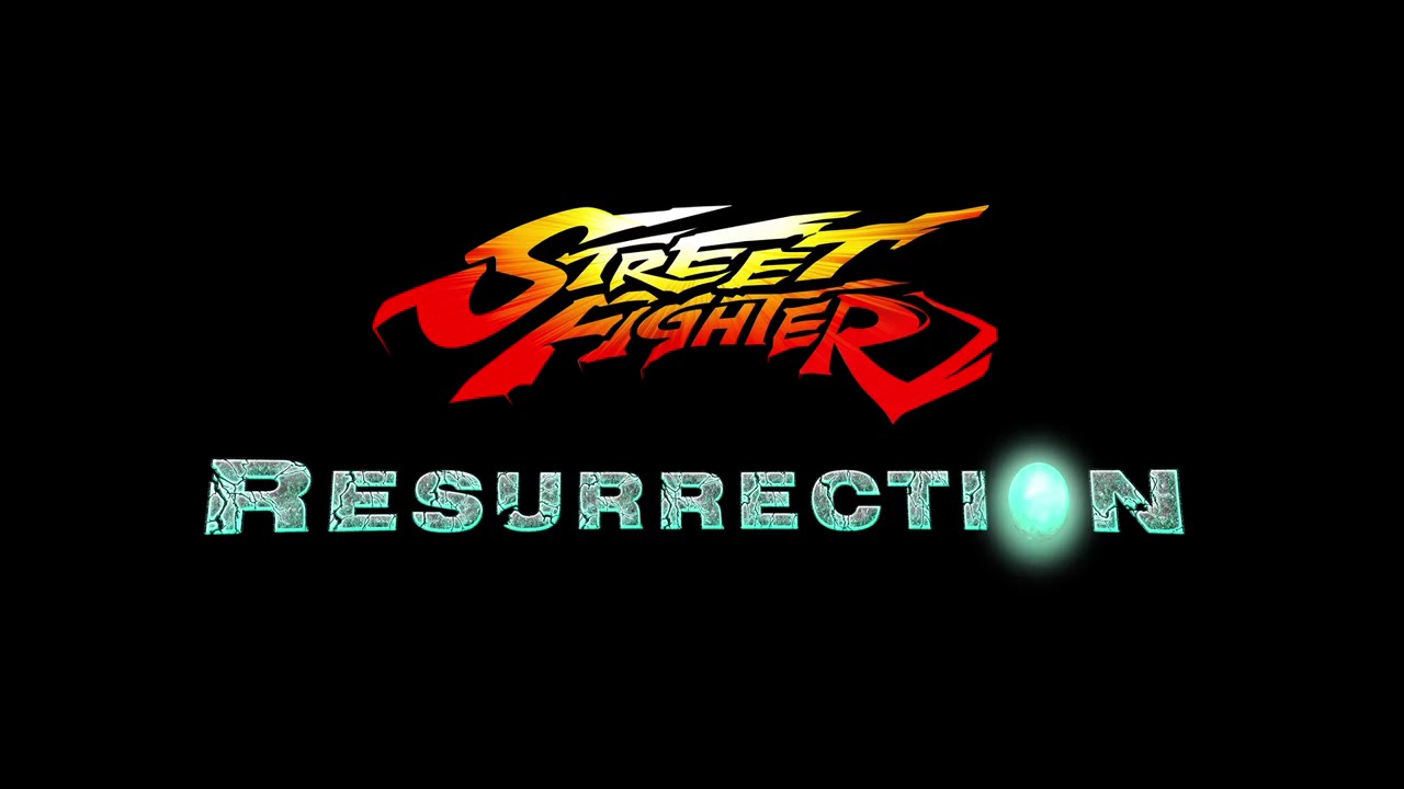 Download Street Fighter Resurrection Trailer (Thoughts)