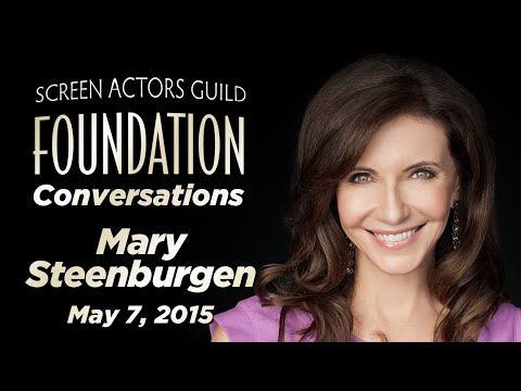 Conversations with Mary Steenburgen