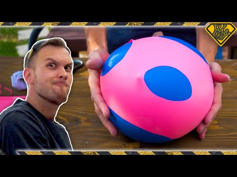Enormous Stress Ball