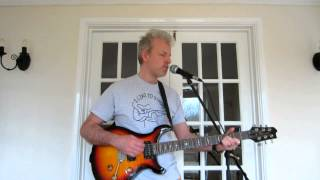 Wesley Electric Guitar Review, Loop Guitar Solo, Original Song Sitting On A Barstool Paul Strummer