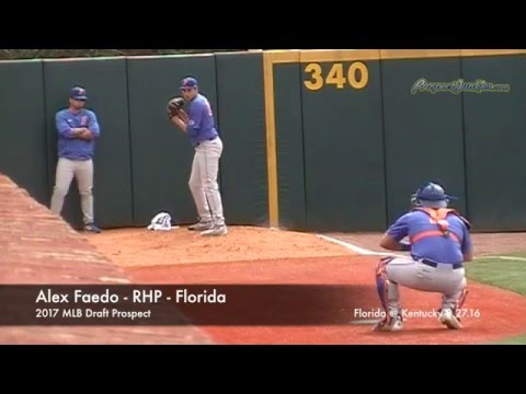 Alex Faedo - RHP - Florida