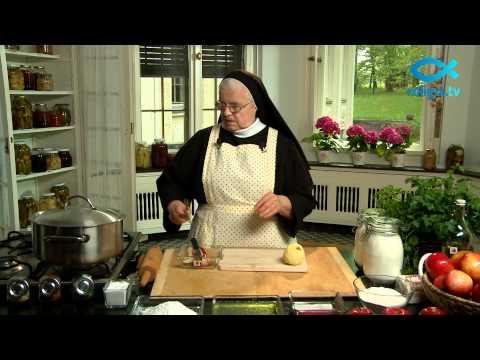 Boska Kuchnia Odc6 Ciastka Z Jabłkami Youtube