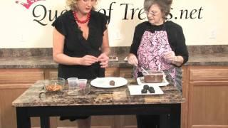 Reindeer Cake Balls - How To