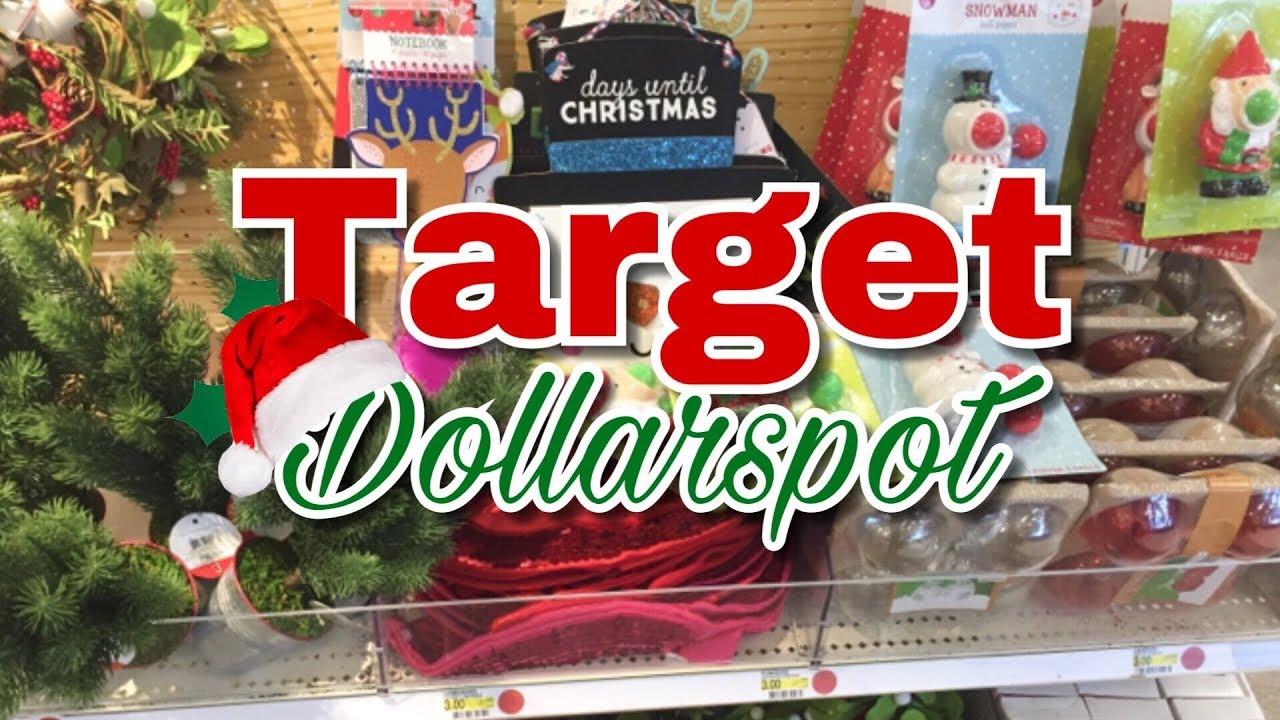🌲TARGET DOLLAR SPOT | CHRISTMAS 2017