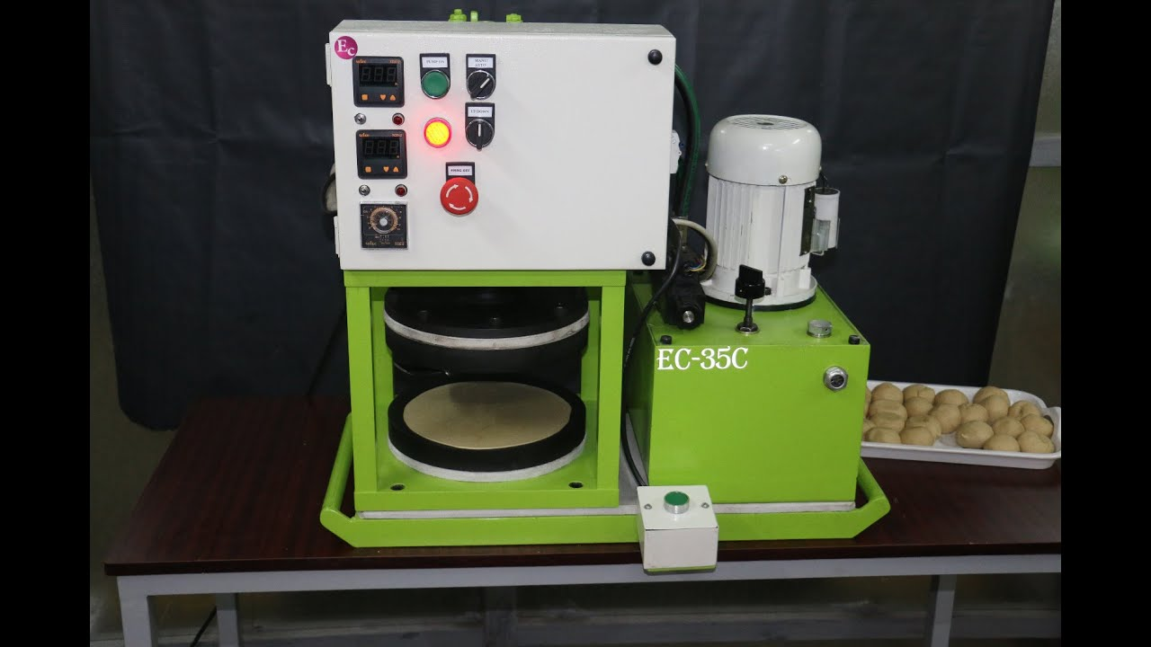 Portable Chapati Machine