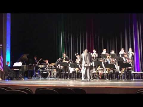 El Abrazo | Reagan High School Jazz Band | Palo Alto College Jazz Festival