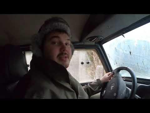 [NO CENSOR] Блог с Январского Грома 2020. Уазы, Opel Frontera, Toyota Surf.