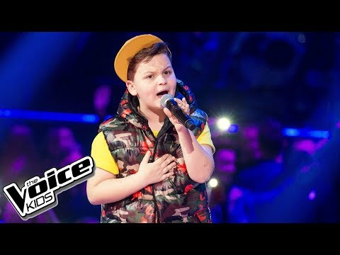 "Paweł Szymański - ""I Don't Want to Miss a Thing"" - Finał - The Voice Kids Poland 2"