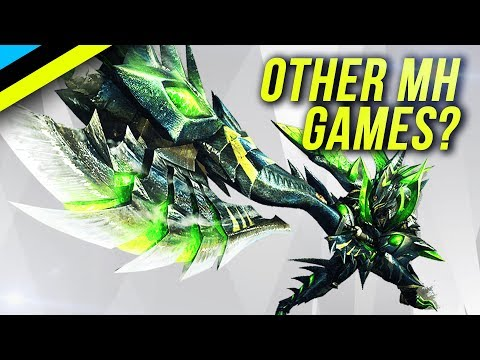 What Monster Hunter Game Should You Play After Monster Hunter World?