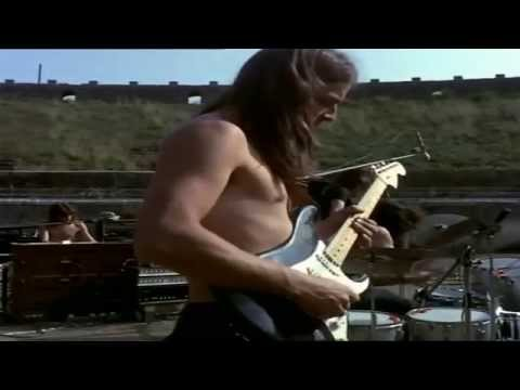 Pink Floyd  Echoes Part 1     at Pompei 1972