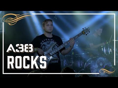 Modern Day Babylon - Instant Djentlemen // Live 2016 // A38 Rocks