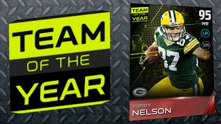Team of The Year Pack (FaceCam Rage!!!!) - MUT 15