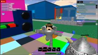 Party Rock Anthem Roblox Style