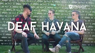 Deaf Havana | Stageside Interview