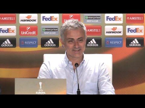 Jose Mourinho Full Pre-Match Press Conference - Arsenal v Manchester United