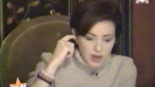 Tina Arena - Interview on French TV Show
