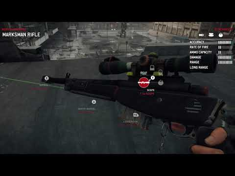 Homefront: The Revolution - Nearly destroyed revolutionaries, War in streets